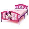 Delta Children Bett Minnie Maus mit abnehmbarem Geländer