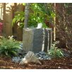 LiquidArt Fountains Rock Klamath Basin Pondless Glass Fiber Reinforced Concrete Fountain Kit