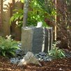 Glass Fiber Reinforced Concrete Rock Klamath Basin Pondless Fountain Kit - Liquid Art Fountains Indoor and Outdoor Fountains