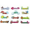 Inspirational Playgrounds 12 Piece Months of The Year Wall Plaque Set