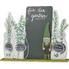 PureDay Herb Garden Chalkboard