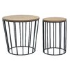 Francodim Smarty 2 Piece Nest of Tables