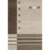 The European Warehouse Impression Beige Area Rug