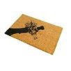 Artsy Doormats Champagne Pop Doormat