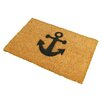 Artsy Doormats Anchor Doormat
