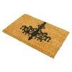 Artsy Doormats Chandelier Doormat