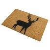 Artsy Doormats Stag Doormat