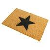 Artsy Doormats Star Doormat