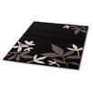 Rugstack Vogue Black Area Rug