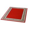 Rugstack Vogue Red Wine Area Rug