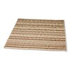 Rugstack Patio Chocolate/Gold Area Rug