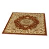 Rugstack Pasha Brown Area Rug