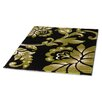 Rugstack Picasso Green Area Rug