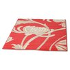 Rugstack Harmony Coral Area Rug