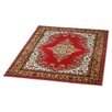Rugstack Shiraz Red Area Rug