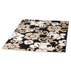 Rugstack Picasso Black Area Rug