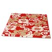 Rugstack Picasso Red Area Rug