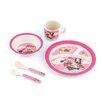 Peterson Housewares Inc. 5 Piece Dinnerware Set