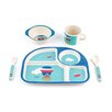 Peterson Housewares Inc. 5 Piece Dinnerware Set