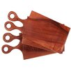 Harch Wood Couture Cutting Board (Set of 4)