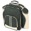 Greenfield Super Deluxe Picnic Backpack Hamper for Two People
