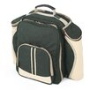 Greenfield Deluxe Picnic Backpack Hamper
