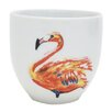 Catchii Birds of Paradise Flamingo Coffee Cup