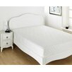 The Duvet & Pillow Company Quilted Luxury Wool Mattress Protector