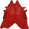Pergamino Handmade Red Area Rug