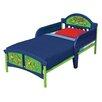 DeltaChildrenUK Ninja Turtles Twin Convertible Toddler Bed