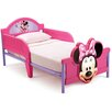 DeltaChildrenUK Minnie 3D Twin Convertible Toddler Bed
