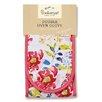 Cooksmart Floral Romance Double Oven Glove