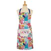 Cooksmart Oriental Patchwork Cotton Apron