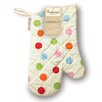Cooksmart Spots Oven Gloves