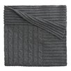 Elegant Baby Classic Cable Knit Blanket