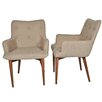 Ashcroft Imports Arm Chair (Set of 2)