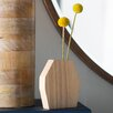 Rene Air Plant Holder Wood Pot Planter - Finish: Ash - Boyce Studio Planters