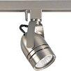 Progress Lighting Alpha Trak 1 Light 120V Line Voltage Adjustable Slotted Back Cylinder Track Head