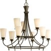 Progress Lighting Cantata 9 Light Chandelier
