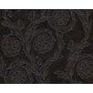 Versace Home 3D Geprägte Tapete Creamy Barocco 1005 cm H x 70 cm B