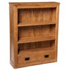 Hallowood Furniture London 120cm Bookcase