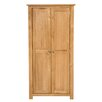 Hallowood Furniture New Waverly 2 Door Wardrobe