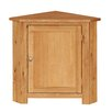 Hallowood Furniture New Waverly Low Corner Cabinet
