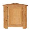 Hallowood Furniture New Waverly Low Corner Cupboard