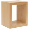 Hallowood Furniture Camberley Oak One Hole Cube Shelf