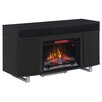"ClassicFlame Enterprise TV Cabinets for TVs up to 65"" with Electric Fireplace"