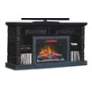 "ClassicFlame Matterhorn TV Cabinets for TVs up to 65"" with Electric Fireplace"