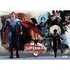 MightyPrint Batman Vs Superman (Man of Steel) Graphic Art