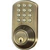 Morning Industry INC. Single Cylinder Keyless Electronic Deadbolt