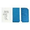 R&R Textile Mills Inc 8 Piece Dishcloth and Towel Set